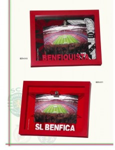 Molduras do Benfica