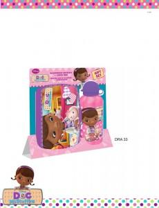 Lancheira Doutora Brinquedos