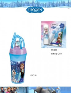 Copo Frozen Disney