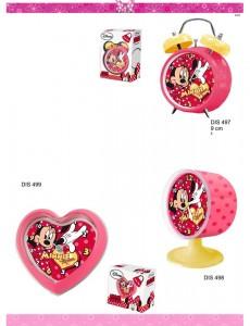 Despertadores Minie Disney