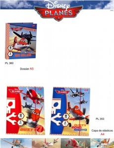 Dossiers Cars Disney