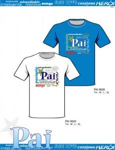 Tshirts Dia do Pai