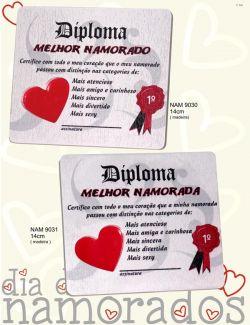Diploma namorados