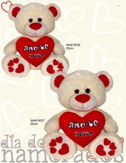 Ursos de peluche para os namorados
