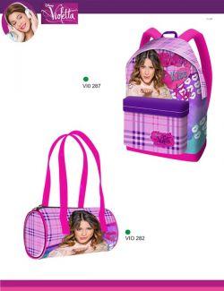 mochilas da Violetta