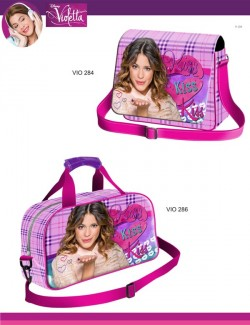sacos de ginastica da Violetta