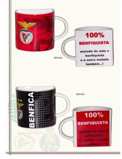Canecas do Benfica