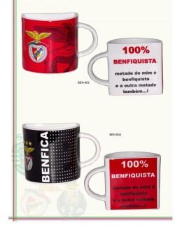 Canecas do Benfica