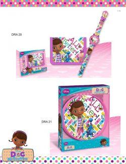 Relogios Doutora Brinquedos