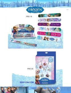 Colares e pulseiras Frozen Disney
