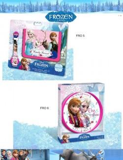 relogios Frozen Disney