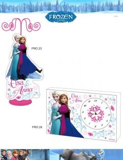porta-joias Frozen Disney