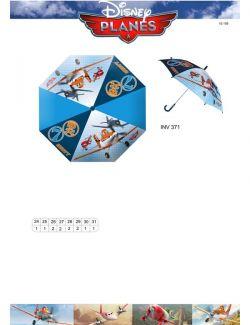 chapeus de chuva avioes cars Disney
