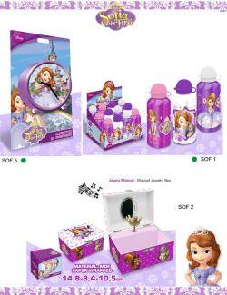 cantis Princesa Sofia Disney