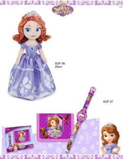 bonecas Princesa Sofia Disney