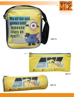 mochilas Minions artigos dos Minions