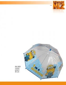 guarda-chuva Minions artigos Minions