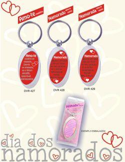 Porta-chaves para Namorados