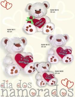 Ursinhos para o Dia dos Namorados