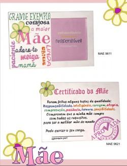Presentes Dia da Mãe - Molduras